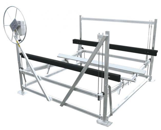 Multimaster Ontario Vertical Aluminum Boat Lift